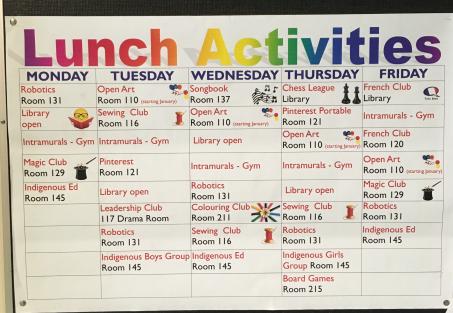 lunchactivities