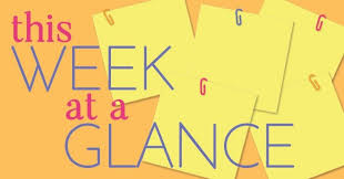 week at a glance pic
